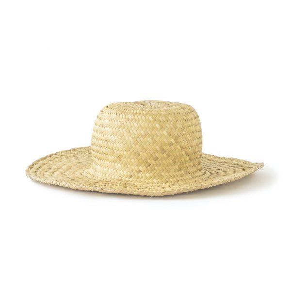 Topi Pantai Anyaman Ramah Lingkungan