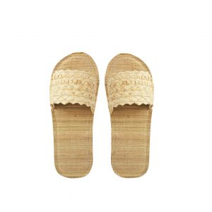 Eco Friendly Slippers dari Anyaman