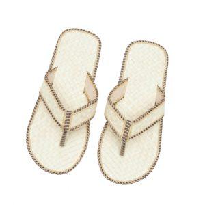 Sandal Jepit Hotel dari Anyaman