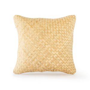 Cushion Ramah Lingkungan dari Anyaman