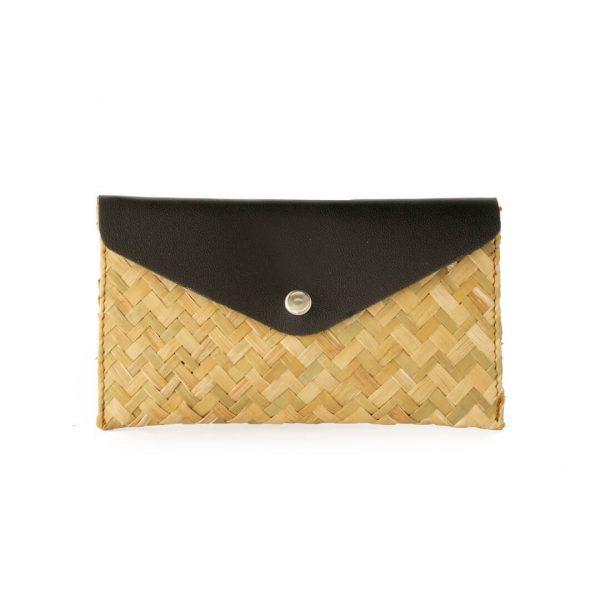 Dompet Amplop dari Anyaman Purun
