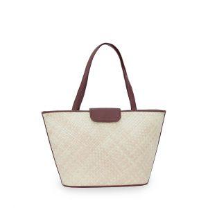 Tote Bag Wanita dari Anyaman