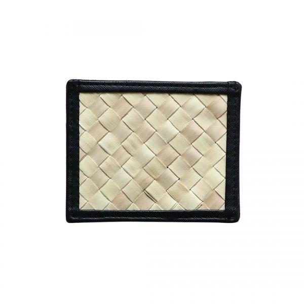 Dompet Kartu dari Anyaman Palmyra