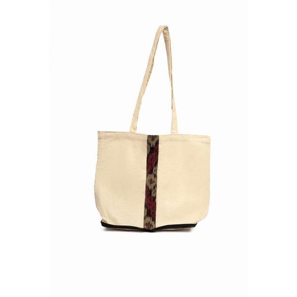Sustainable Tote Bag Tenun Flores