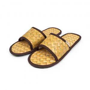Sustainable Slippers Anyaman Purun