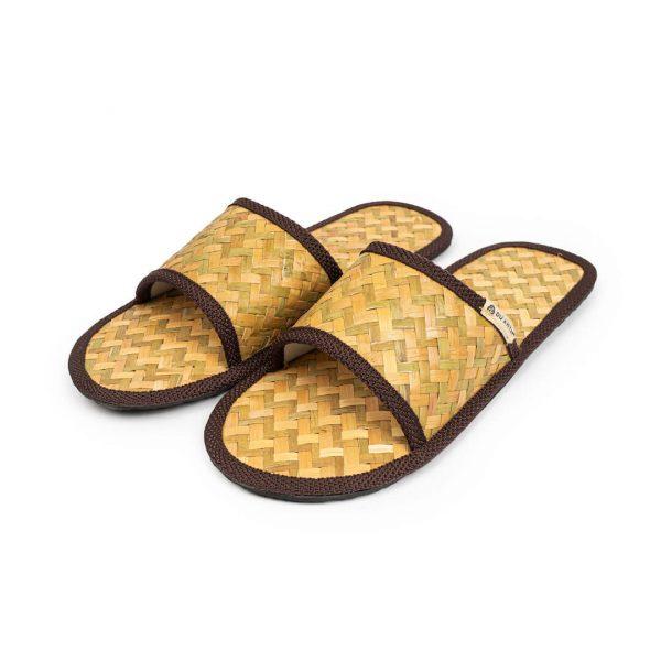 Sustainable Slippers Anyaman Purun