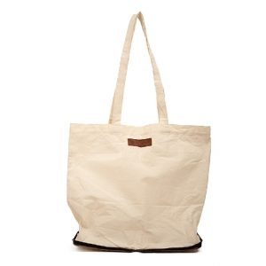 Sustainable Tote Bag dengan Anyaman