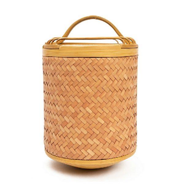 Sustainable Bucket Bag Anyaman