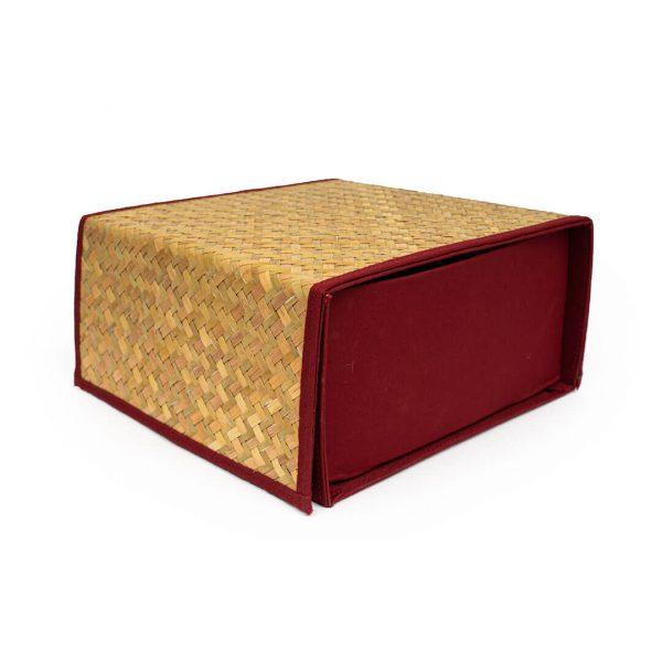 Hampers Box Lipat dari Anyaman