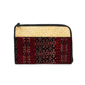 Tablet Sleeve Tenun Flores