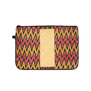 Laptop Sleeve Batik dan Anyaman