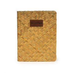 Sutainable Notebook dari Anyaman Purun