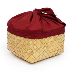 Hampers Box Anyaman Furoshiki Style