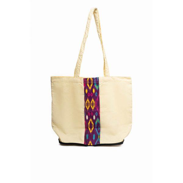 Sustainable Tote Bag Batik Lipat