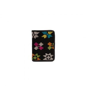 Card Holder Motif Tenun Flores
