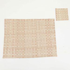 Table Placemats dari Anyaman Lontar