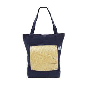 Tas Belanja Lipat dengan Anyaman