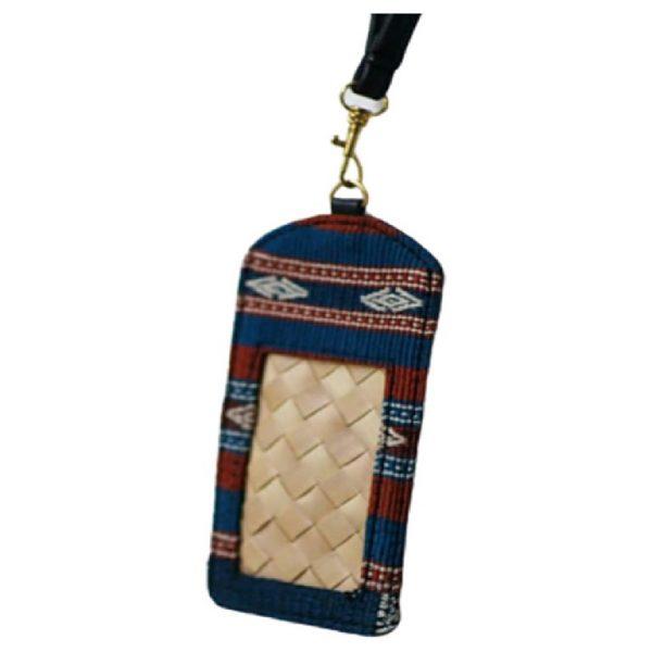 Luggage Tag dari Tenun Flores
